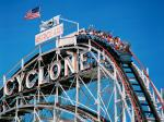 The Cyclone Coney Island Brooklyn New York
