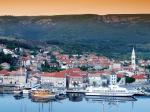 Port of Jelsa Hvar Island Croatia