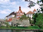 Jindrichuv Hradec Chateau South Bohemia Czech Republic