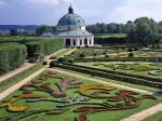 Kromeriz Chateau Gardens Central Moravia Czech Republic