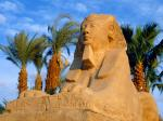 Avenue of Sphinxes Luxor Egypt