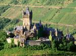 Reichsburg Castle Mosel Valley Germany