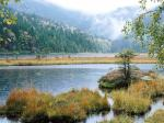 Small Arber Lake Bavarian Forest