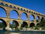 Pont du Gard Near Avignon France