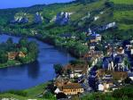 River Seine Les Andelys France