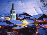 Val d'Isere Village France