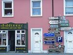 The Village of Ballyvaughan County Clare Ireland