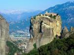 Monastery of Agia Triada Meteora Greece
