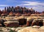 Chesler Park Trail Canyonlands National Park Utah