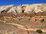 The Waterpocket Fold Capitol Reef National Park Utah