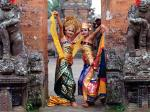 Balinese Dancers Indonesia 1600x1200