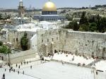 Western Wall and Omar Mosque Jerusalem Israel 1600x1200