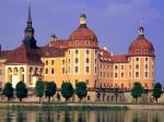 Moritzburg Castle near Dresden Saxony Germany 3