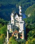 Neuschwanstein Castle Bavaria Germany - 4