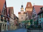 Rothenburg Bavaria Germany