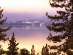 Lake Tahoe at Twilight Nevada
