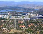 Canberra city center 1280 x 1024