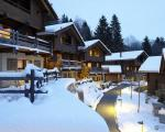 chamonix resort 1280 x 1024