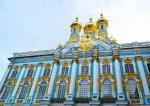 catherine palace in tsarskoe selo