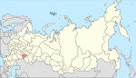 Map of Russia Samara Oblastsvg