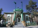 Kabul  Mausoleum of Tamim Ansar